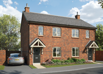 Thumbnail 3 bed semi-detached house for sale in The Cherry, Chapel Drive, Aston Clinton, Aston Clinton