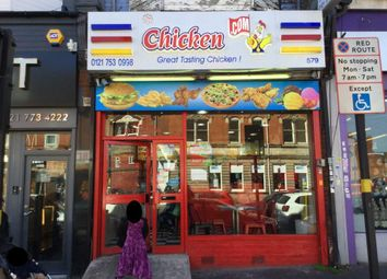 Thumbnail Restaurant/cafe for sale in Stratford Road, Sparkhill, Birmingham