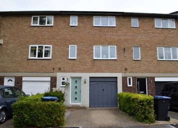 Thumbnail 3 bed town house for sale in Larkswood, Harlow