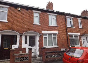 Thumbnail 3 bed terraced house to rent in 23, Lichfield Avenue, Belfast