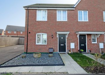 Thumbnail 4 bed semi-detached house for sale in Fortuna Mead, Leighton Buzzard