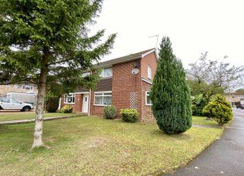Pinehurst, Tadley RG26. 3 bed end terrace house