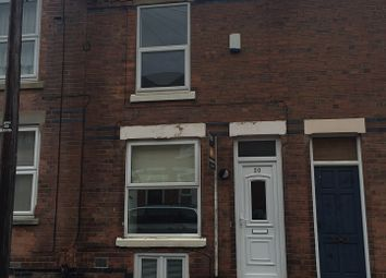 Thumbnail 3 bed terraced house to rent in Harcourt Road, Nottingham