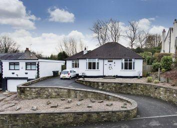 Thumbnail 2 bedroom detached bungalow for sale in Netheroyd Hill Road, Fixby, Huddersfield