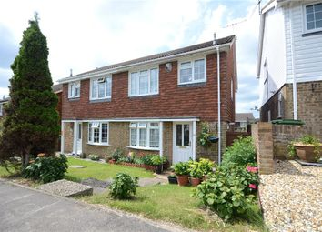 Thumbnail 3 bedroom semi-detached house for sale in Yew Tree Rise, Calcot, Reading