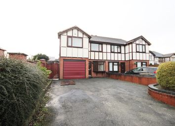 Thumbnail 4 bed semi-detached house for sale in Bolton Road, Ashton-In-Makerfield, Wigan