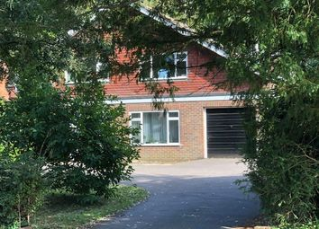 Thumbnail 4 bed detached house to rent in Bradbourne Park Road, Sevenoaks