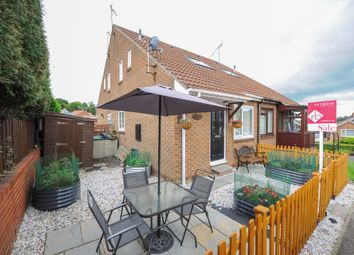Thumbnail 1 bed end terrace house for sale in Cranford Court, Owlthorpe, Sheffield