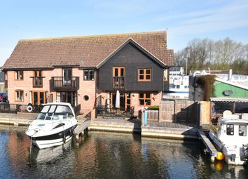 Thumbnail 3 bed town house for sale in Staitheway Road, Wroxham