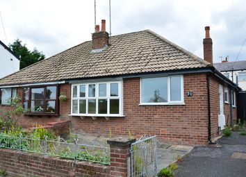 Thumbnail 2 bedroom semi-detached bungalow for sale in Bardsway, Layton, Blackpool