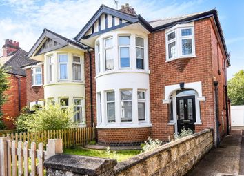 Thumbnail 3 bedroom semi-detached house for sale in Fern Hill Road, Oxford