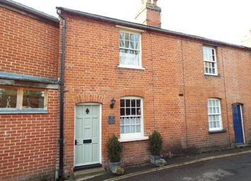 Thumbnail 2 bed terraced house for sale in Straw Lane, Sudbury