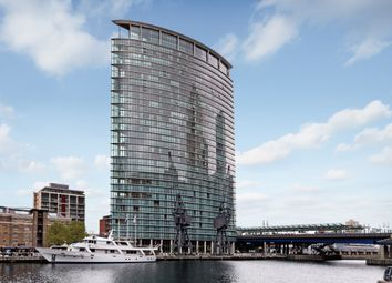 Thumbnail 2 bedroom flat to rent in No1 West India Quay, Canary Wharf, London