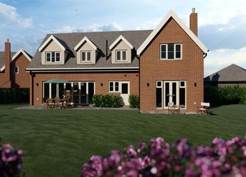 Thumbnail 4 bed detached house for sale in King Street, Ongar, Essex