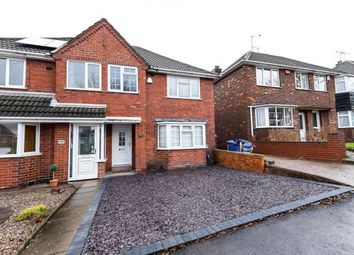 Thumbnail 3 bed semi-detached house for sale in Hillingford Avenue, Birmingham, West Midlands