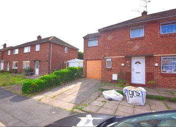 Thumbnail 3 bedroom semi-detached house for sale in Bramley Road, Birstall, Leicester