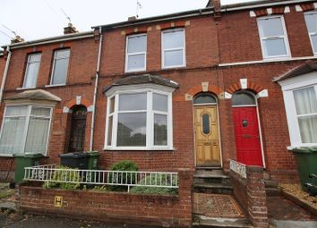 Thumbnail 4 bed terraced house to rent in Mount Pleasant Road, Exeter