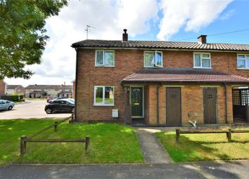 Thumbnail 2 bed end terrace house for sale in St. Marys Avenue, Wittering, Peterborough