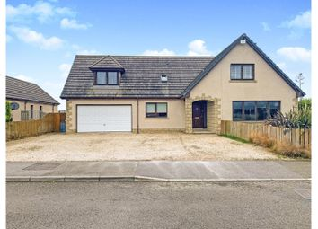 Thumbnail 4 bed detached house for sale in Steading View, Lossiemouth