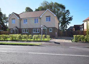 Thumbnail 3 bed semi-detached house for sale in Poyle Road, Tongham, Farnham, Surrey