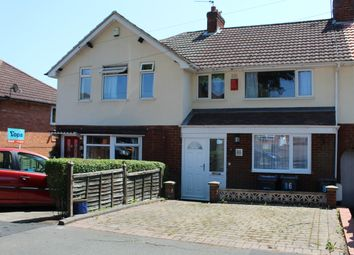 Thumbnail 3 bed terraced house to rent in Sir Hiltons Road, Northfield, Birmingham