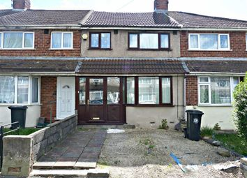 Thumbnail 3 bed terraced house for sale in Leinster Avenue, Knowle, Bristol