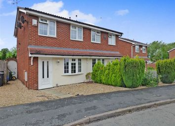 Thumbnail 2 bed semi-detached house for sale in Forest Road, Winsford, Cheshire