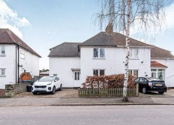 Thumbnail 3 bedroom semi-detached house for sale in Thornhill Road, Tolworth, Surbiton