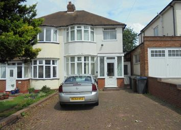 Thumbnail 3 bed semi-detached house to rent in Delrene Road, Shirley