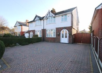 Thumbnail 4 bed semi-detached house for sale in Liverpool Road, Penwortham, Preston