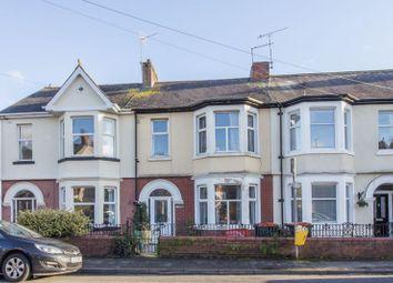 Thumbnail 3 bed terraced house for sale in Broadwalk, Caerleon, Newport