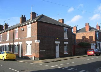 Thumbnail 4 bed terraced house to rent in Findern Street, Derby