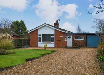 Thumbnail 3 bed detached bungalow for sale in Blue Stone Lane, Mawdesley, Ormskirk