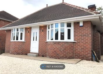 Thumbnail 2 bed bungalow to rent in Twyford Close, Swinton