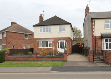Thumbnail 3 bed detached house for sale in Silver Street, Whitwick, Coalville
