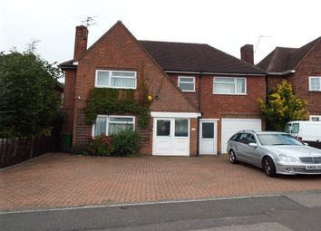 Thumbnail 4 bed property to rent in Carlton Drive, Wigston