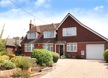 Thumbnail 5 bed detached house for sale in Lyminster Road, Wick, Littlehampton