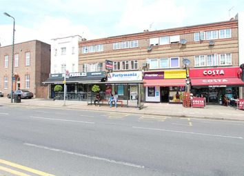 Thumbnail 3 bed flat to rent in Uxbridge Road, Hatch End, Pinner