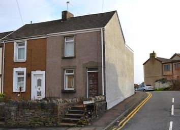 Thumbnail 2 bed end terrace house for sale in Mysydd Road, Landore, Swansea
