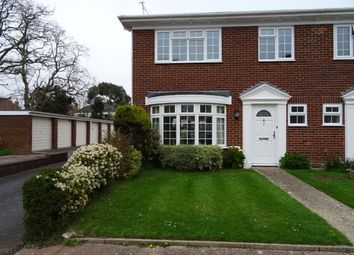 Thumbnail 3 bedroom semi-detached house to rent in Langham Gardens, Worthing