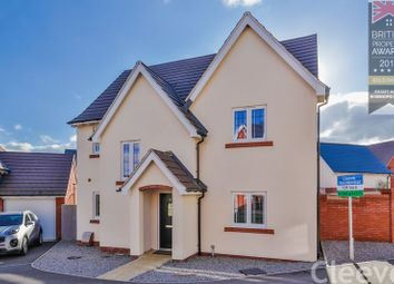 Thumbnail 4 bed detached house for sale in Hurricane Drive, Stoke Orchard, Cheltenham