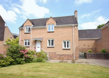 Thumbnail 3 bed detached house for sale in The Green, Caldy, Wirral