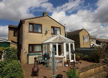 Thumbnail 3 bedroom detached house for sale in Green Gardens, Golcar, Huddersfield