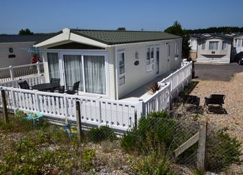 Thumbnail 2 bed mobile/park home for sale in Pebble Beach, Pevensey Bay