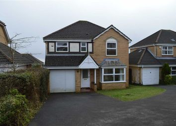 Thumbnail 4 bedroom detached house for sale in Pant Yr Odyn, Swansea