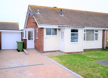 Thumbnail 3 bed semi-detached bungalow for sale in The Fairway, Dymchurch, Romney Marsh