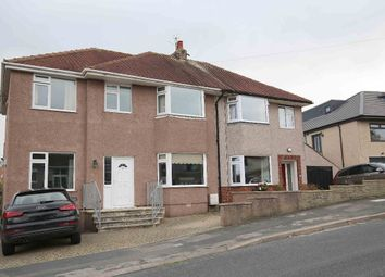 Thumbnail 5 bed semi-detached house for sale in Greenwood Avenue, Bolton Le Sands, Carnforth