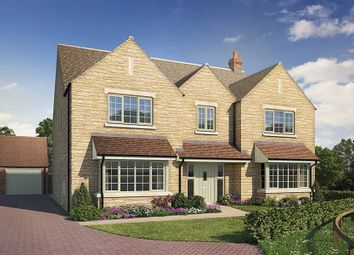 "Thumbnail 5 bed detached house for sale in ""The Hadleigh"" at Todenham Road, Moreton-In-Marsh"