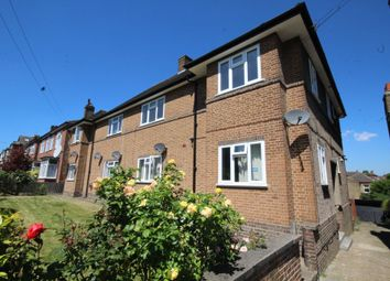 Thumbnail 3 bed flat to rent in Burghill Road, London