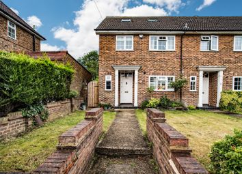 Thumbnail 4 bed end terrace house for sale in Manor Way, Ruislip
